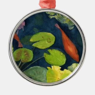 Koi FIsh pond Ornament