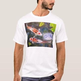 Koi Fish Pond T-Shirt