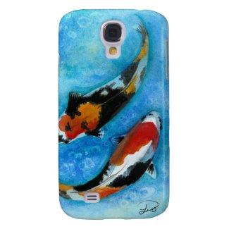 Koi Fish Samsung Galaxy S4 Cover