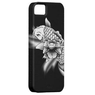 Koi fish - shaded iPhone SE/5/5s case