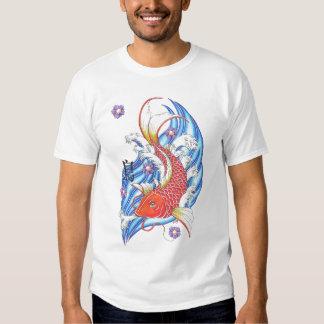 Koi Fish T Shirt