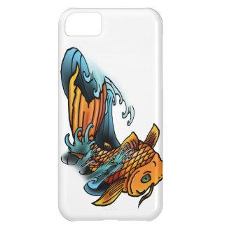 Koi fish tattoo design case for iPhone 5C