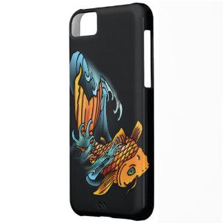Koi fish tattoo design iPhone 5C case