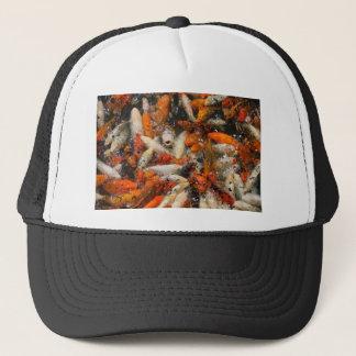 Koi Fish Trucker Hat