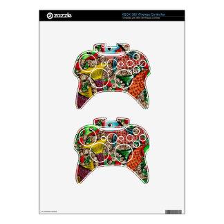 Koi Fish Xbox 360 Controller Skins