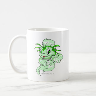 Koi Green Coffee Mug