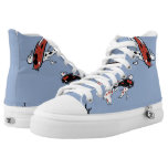 Koi High-Top Sneakers