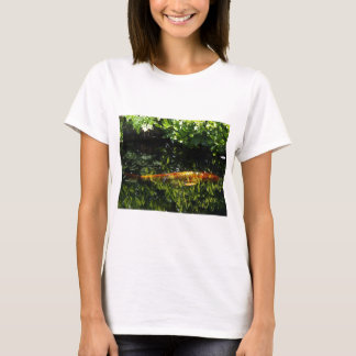 Koi in Camouflage T-Shirt