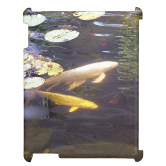 Koi in the Pond iPad Case
