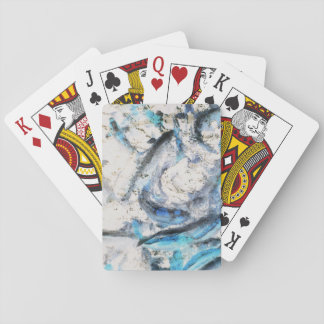 Koi Inverted Playing Cards