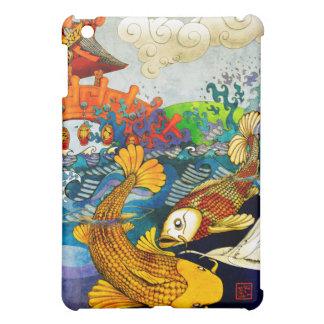Koi iPad Cover