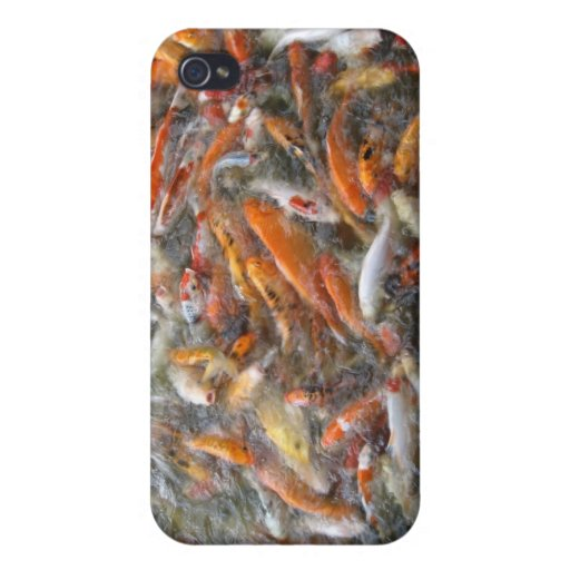 Koi IPhone 4 case