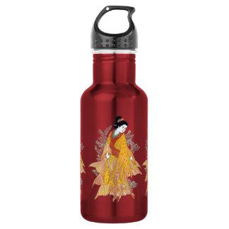 Koi Kimono Water Bottle