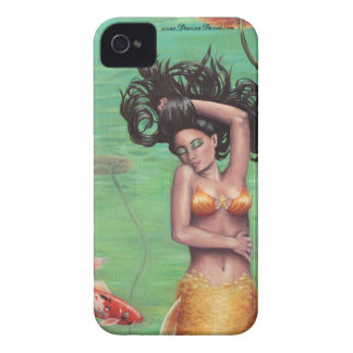 Koi Mermaid - iPhone 4G/4GS Case iPhone 4 Cover