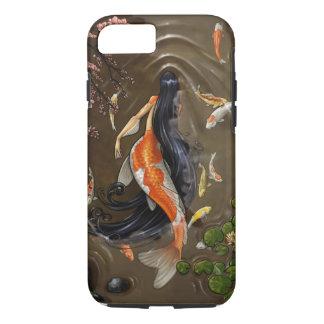 koi mermaid iPhone 8/7 case