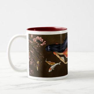 Koi Mermaid Mug