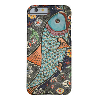 Koi Mosaic Barely There iPhone 6 Case