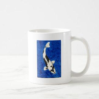 Koi Classic White Coffee Mug
