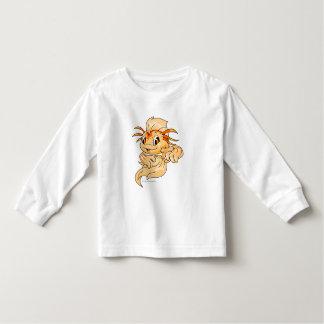 Koi Orange Shirt