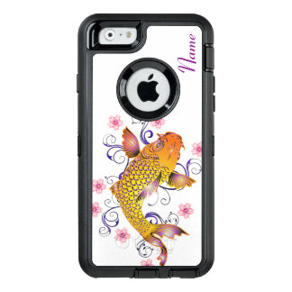 Koi OtterBox Defender iPhone Case