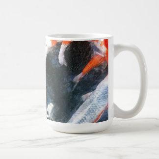 Koi Play Coffee Mug