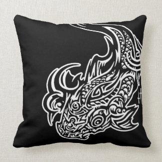 """Koi Polyester Throw Pillow 20"""" x 20"""""""