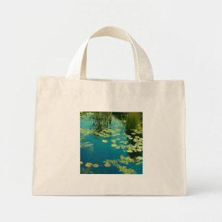koi Pond Mini Tote Bag