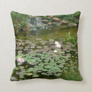 Koi Pond Pillows
