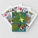 KOI POND Playing Cards