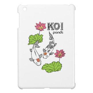 KOI PONDS iPad MINI COVERS