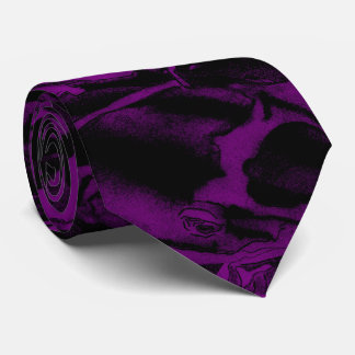 Koi (Purple) Tie