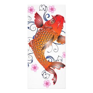 Koi Rack Card