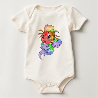 Koi Rainbow Baby Creeper