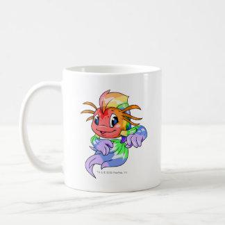 Koi Rainbow Classic White Coffee Mug