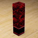 Koi (Red) Wine Gift Boxes
