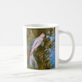 Koi Reflections Coffee Mug