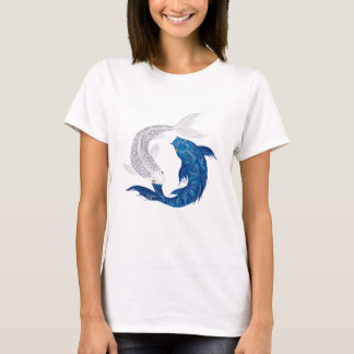 Koi Regal Blue Ghost silver T-Shirt
