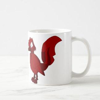 Koi Reptilian Bird - Chi (Blood) Ogon Coffee Mug