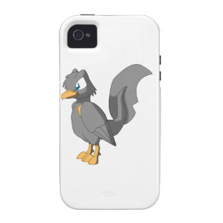 Koi Reptilian Bird - Ginbo iPhone 4 Cover