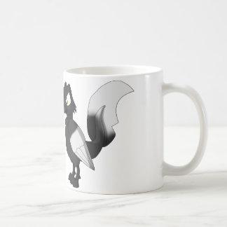 Koi Reptilian Bird - Hajiro Coffee Mug