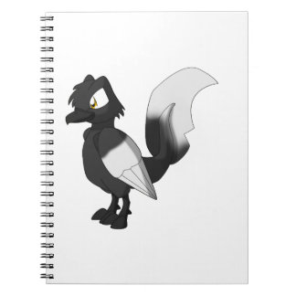 Koi Reptilian Bird - Hajiro Notebook