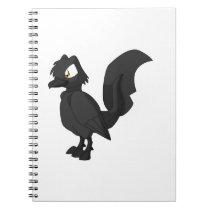 Koi Reptilian Bird - Karasugoi Notebook