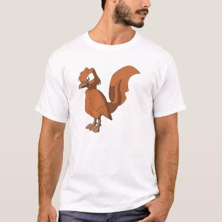 Koi Reptilian Bird - Spice Orange T-Shirt