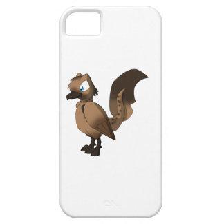 Koi Reptilian Bird - Spotted Hyena iPhone 5 Cases