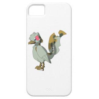 Koi Reptilian Bird - Zombie Doitsu iPhone 5 Covers