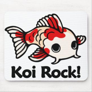 Koi Rock! Mouse Pad