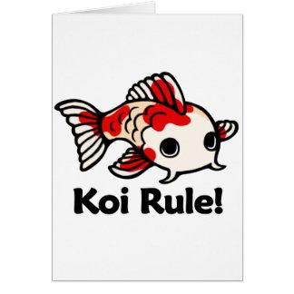 Koi Rule! Card
