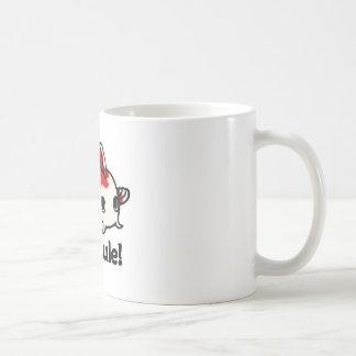 Koi Rule! Coffee Mug