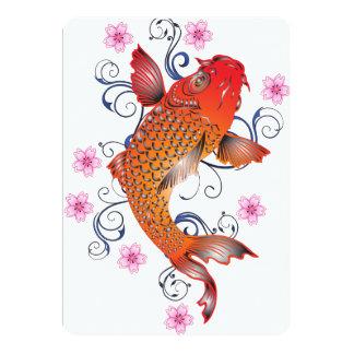Koi Style Card