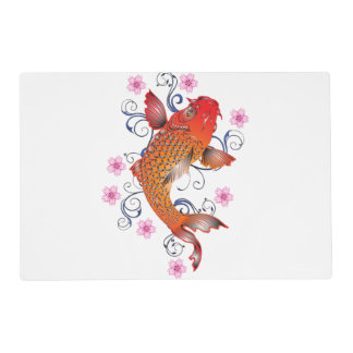 Koi Style Placemat